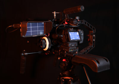 Bedrijfsfilm camera